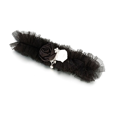 Lillian Rose™ Tulle Jeweled Garters