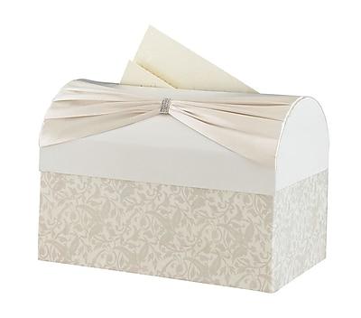 Lillian Rose™ Wedding Reception Gift Card Box, Ivory