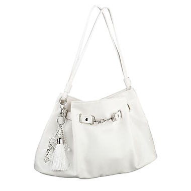 Lillian Rose™ Large Bride Purse, Off-White