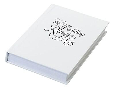 Lillian Rose™ The Wedding Ring Book Box