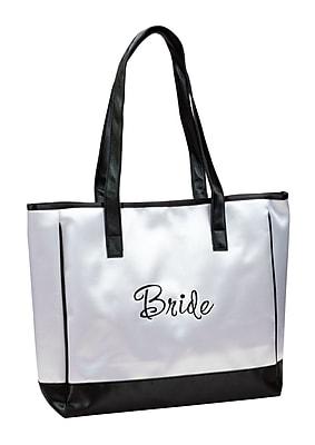 Lillian Rose™ Bride Tote Bag, White