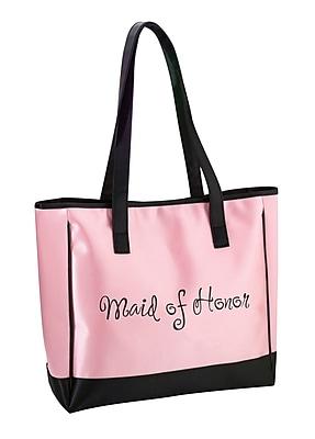 Lillian Rose Maid of Honor Tote Bag, Pink 1173029