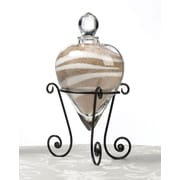 "Lillian Rose™ 6.5"" Heart Unity Sand Vase With Stand"