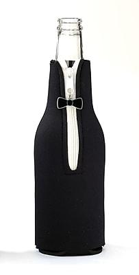Lillian Rose™ Bottle Cover, Black Tie