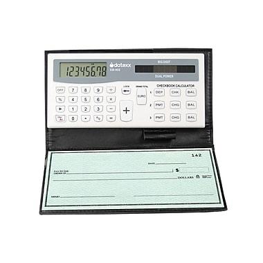 Datexx DB-403 Checkbook Calculator