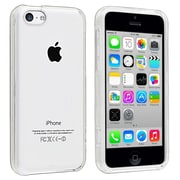 Insten® Snap-In Slim Case For iPhone 5C, Clear