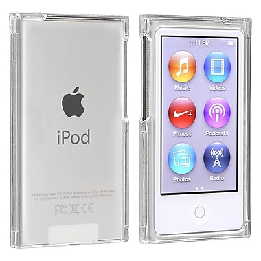 Insten Snap-In Slim Case For iPod Nano 7th Gen, Clear (911089)