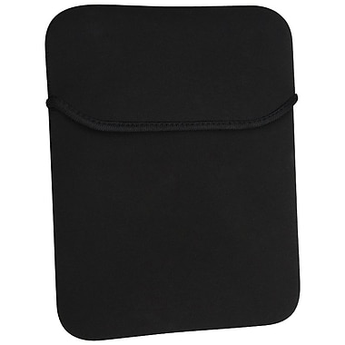 Insten Neoprene Sleeve For Apple 3rd Generation iPad 2 Tablet, Black (289616)