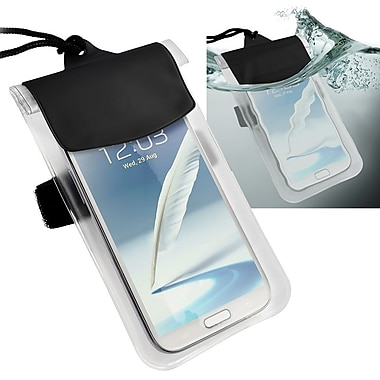 Insten Waterproof Bag Case For Cell Phone/PDA, Clear (1400759)
