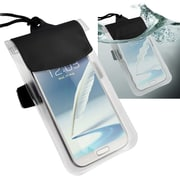 Insten® Waterproof Bag Case For Cell Phone/PDA, Clear