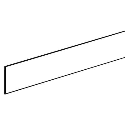 FFR Merchandising® Channel Insert Strip, 1 1/4