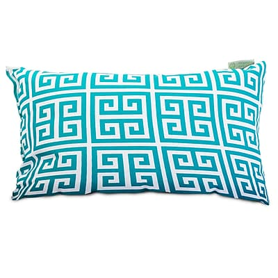Majestic Home Goods Indoor/Outdoor Towers Small Pillow, Pacific