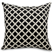 Majestic Home Goods Indoor/Outdoor Bamboo Large Pillows