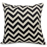 Majestic Home Goods Indoor/Outdoor Chevron Large Pillows