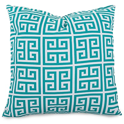 Majestic Home Goods Indoor/Outdoor Towers Extra Large Pillow, Pacific