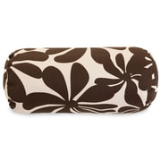 Majestic Home Goods Indoor/Outdoor Plantation Round Bolster Pillows