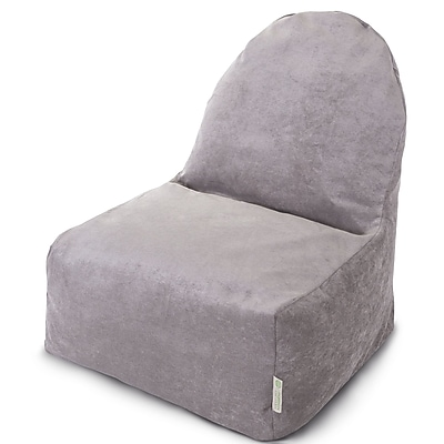 Majestic Home Goods Indoor Polyester Bean Bag Chair, Vintage (85907251089)