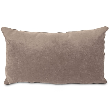 Majestic Home Goods Indoor Villa Small Pillow, Pearl