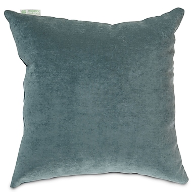 Majestic Home Goods Indoor Villa Large Pillow, Azure