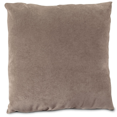 Majestic Home Goods Indoor Villa Large Pillow, Pearl