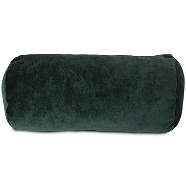 Majestic Home Goods Indoor Villa Round Bolster Pillow, Marine