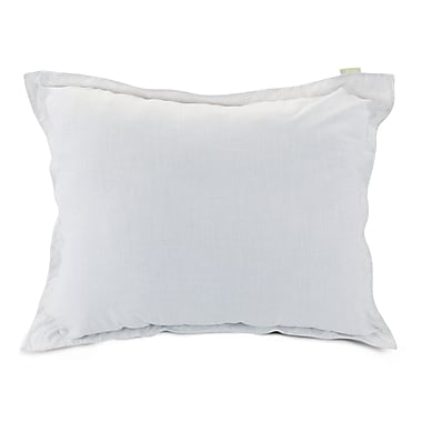 Majestic Home Goods Indoor Wales Floor Pillow, Magnolia