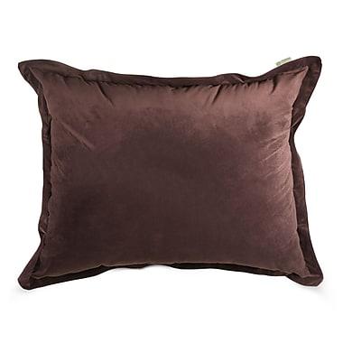 Majestic Home Goods Indoor Micro-Velvet Floor Pillows