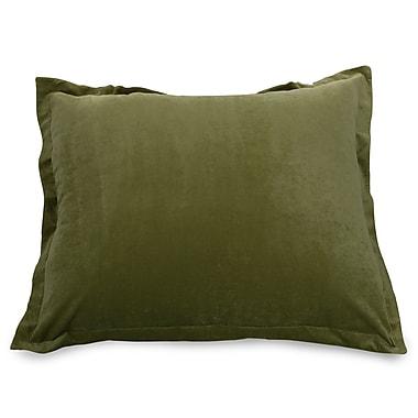 Majestic Home Goods Indoor Villa Floor Pillow, Fern