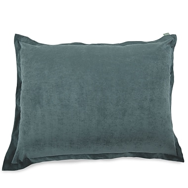 Majestic Home Goods Indoor Villa Floor Pillow, Azure
