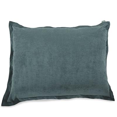 Majestic Home Goods Indoor Villa Floor Pillow, Azure