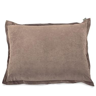 Majestic Home Goods Indoor Villa Floor Pillow, Pearl