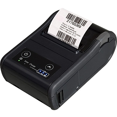 Epson TM-P60II Wireless All-In-One Receipt Printer, Black
