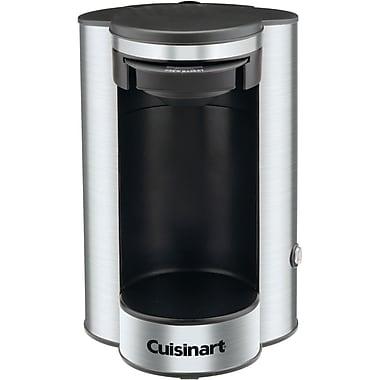 Conair® Cuisinart® W1CM5S 1 Cup Stainless Steel Brewer, Black