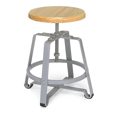 OFM™ Endure Series Wood Small Stool, Maple
