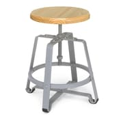 OFM Endure Series Wood Small Stool, Maple (921-MPL)