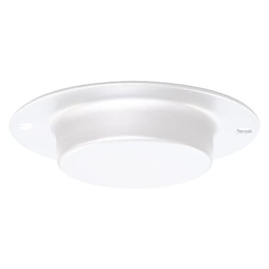 Emerson Fans Veloce Cover Plate Light Fixture; Appliance White