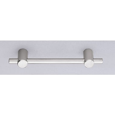 Omnia Stainless Steel Cabinet 5'' Center Bar Pull