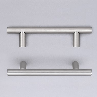 Omnia Stainless Steel Cabinet Appliance Pull