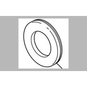 Delta Graves Tub and Shower Faucet Trim  Ring; Brilliance Stainless