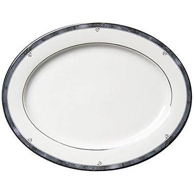 Nikko Ceramics Sentiments Moonstone Platter