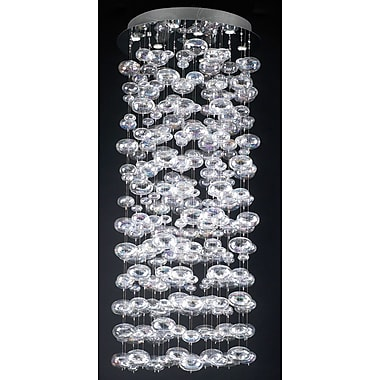 PLC Lighting Bubbles 10-Light Pendant
