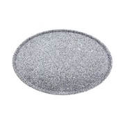 Buffet Enhancements Chefstone Serving Tray; Gray