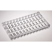 Majestic Crystal Crystal Rectangular Serving Tray