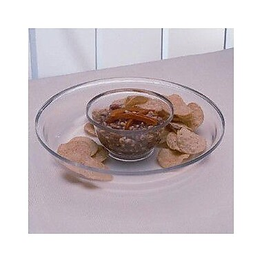 William Bounds Grainware Necessities 2 Piece Chip and Dip Tray