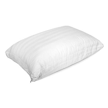 EnviroTech Memory Fiber Pillow Extra Loft (Set of 2); Standard