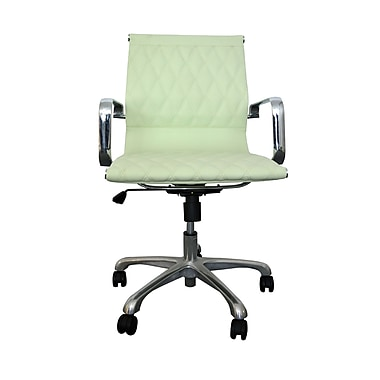 Woodstock Marketing Annie Desk Chair; Seafoam