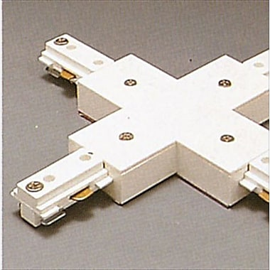 PLC Lighting Circuit X Connector; White / Two