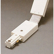 PLC Lighting Circuit Flexible Connector; White / Two