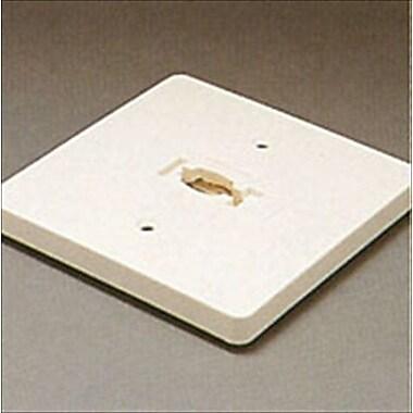 PLC Lighting Line Voltage Mono Point; Black