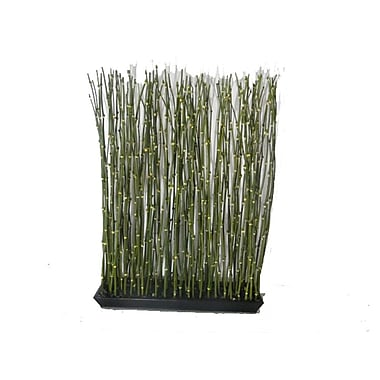 Creative Branch Bamboo Rectangular Hedge